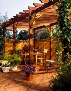 Arizona outdoor spaces