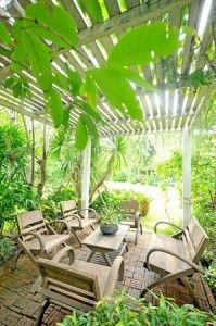 Arizona outdoor living spaces