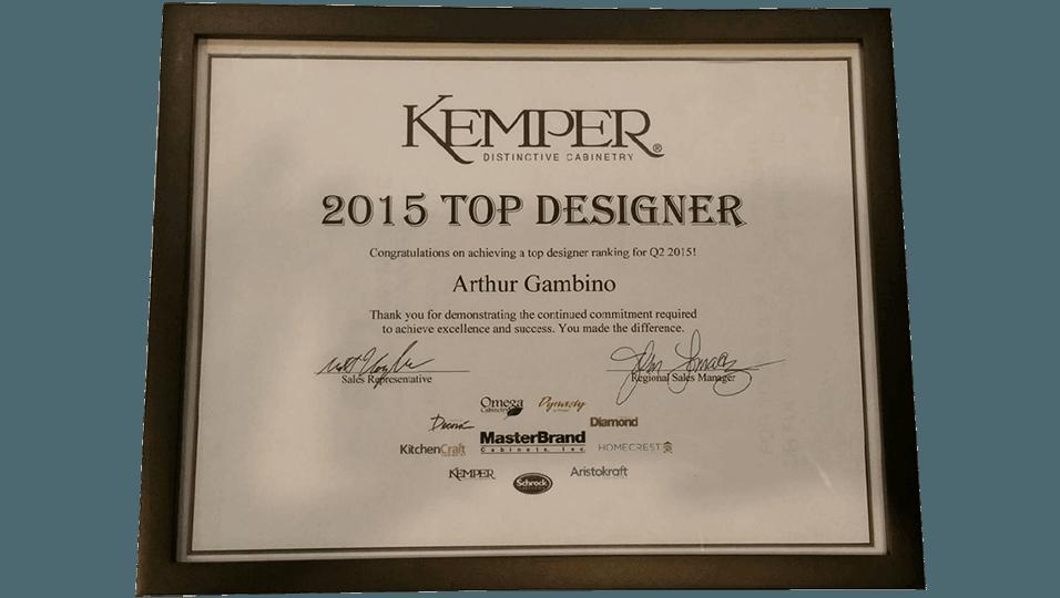 2015 Top Designer Republic West Remodeling