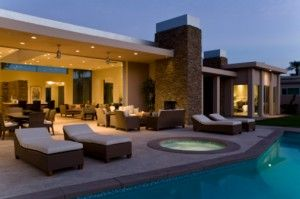 Practical Considerations with Outdoor Living Spaces