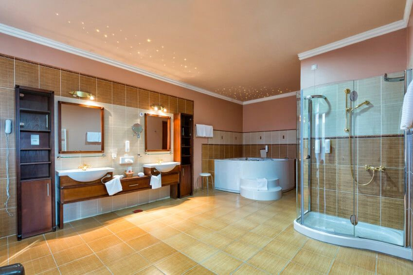 Choosing the right materials for bathroom remodeling in for Bath remodel phoenix