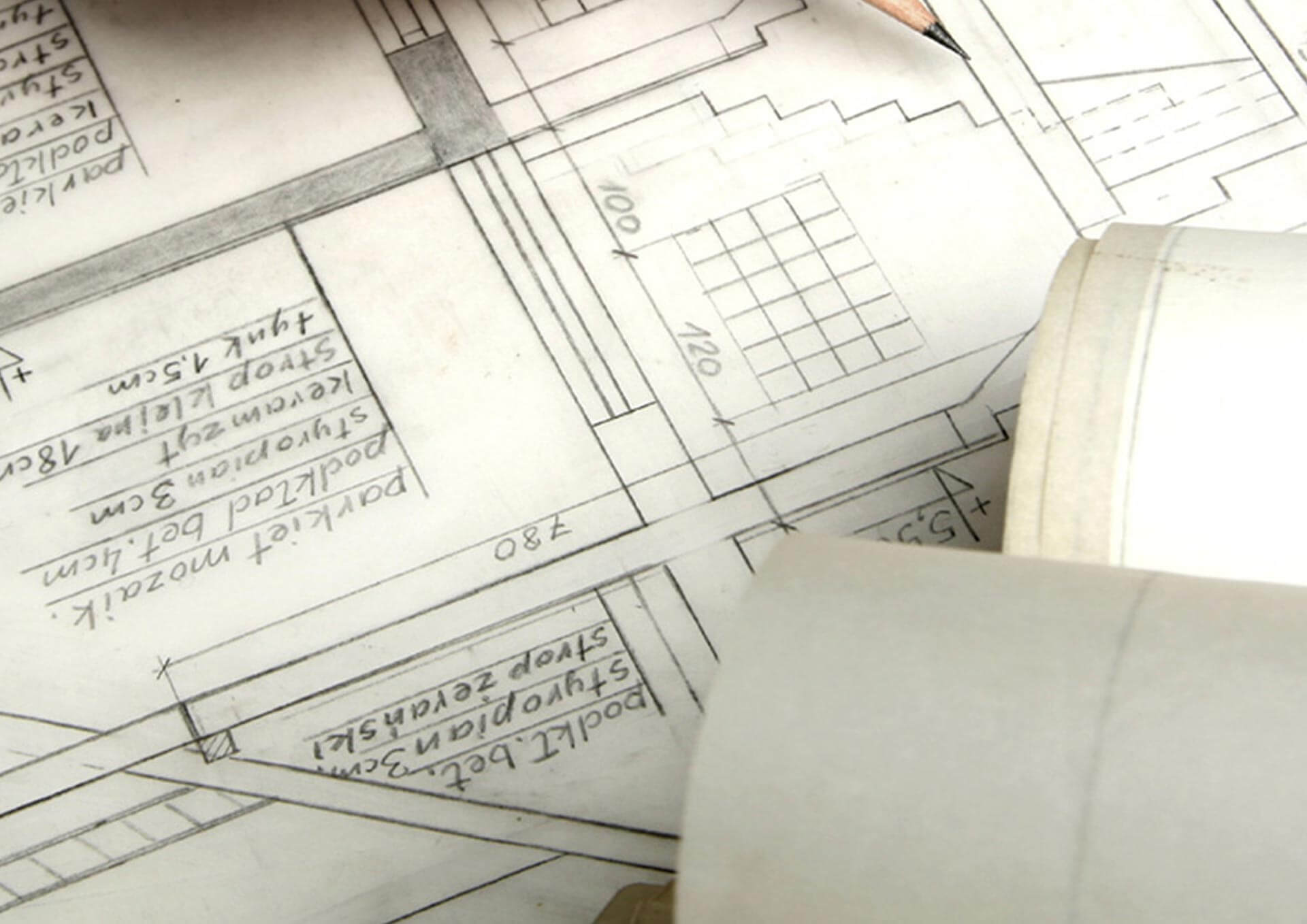 pre construction and planning
