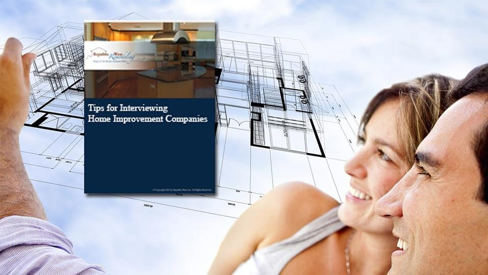 remodeling guide tips for interviewing remodeling contractors republic west remodeling