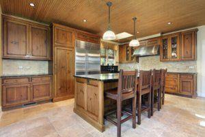 Symetrical Kitchen Design