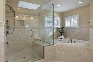 Glass Shower Options for Master Bathroom Remodeling in Phoenix