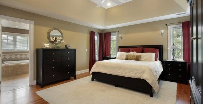 Create Your Luxury Master Bedroom