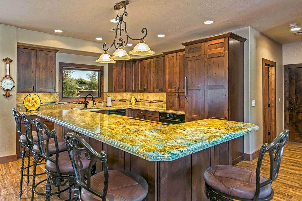 Kitchen Remodeling Scottsdale Glamorous Kitchen Remodeling In Phoenix & Scottsdale  Republic West Remodeling Inspiration Design