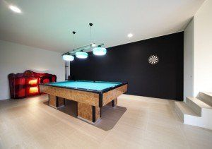 Adding a Game Room