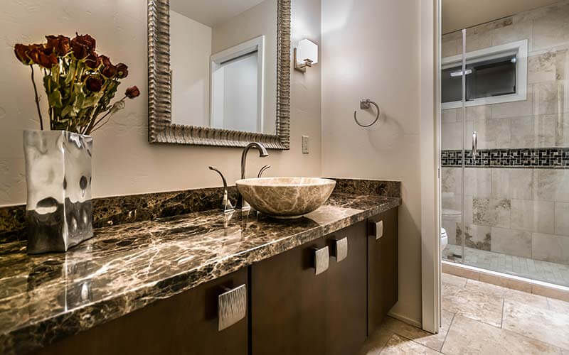 Evaluating local bathroom remodelers Local bathroom remodeling