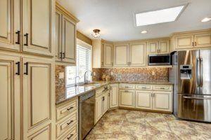 Kitchen Remodeling Refrigerator