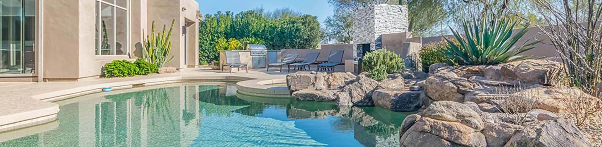 Outdoor Living Spaces in Arizona: Design Tips for Creating a Functional and Relaxing Environment Republic West Remodeling Phoenix